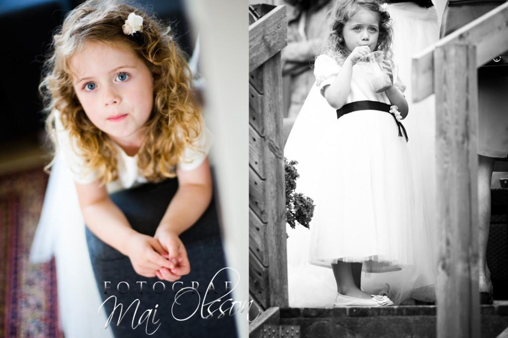 den smukkeste brudepige i verden